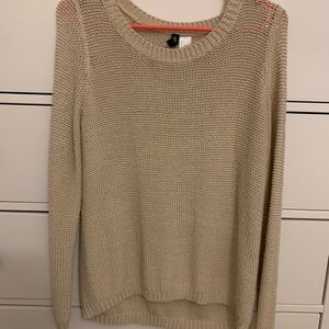 High/Low Sweater